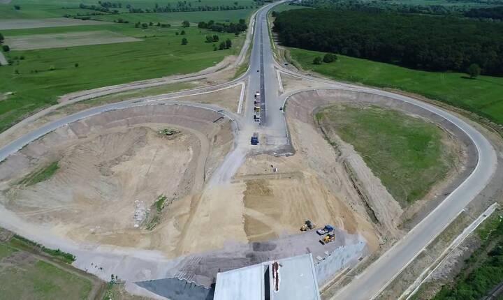 România nu este în stare să construiască o rețea națională de autostrăzi