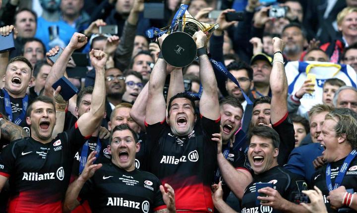 Saracens câștigă Cupa Campionilor Europeni