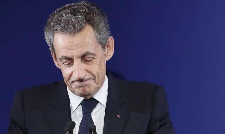 Fostul presedinte francez Nicolas Sarkozy
