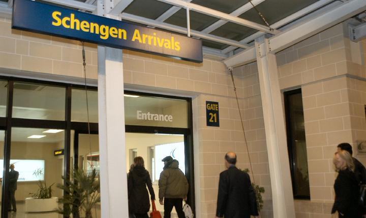 Subiectul extinderii Schengen figura în proiectul agendei miniṣtrilor de interne, dar a fost retras