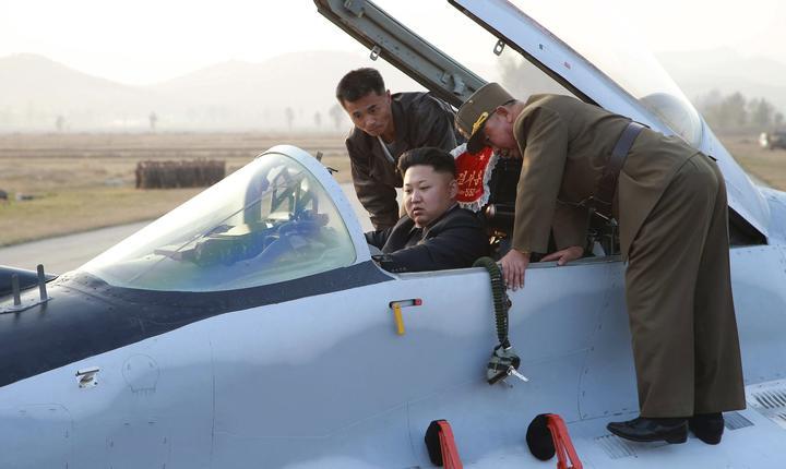 Liderul nord-coreean, Kim Jong-un (Foto: Reuters/KCNA)