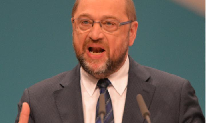 Preşedintele Parlamentului European, Martin Schulz