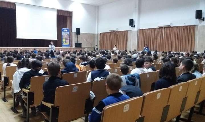 Școala gimnazială Nr. 174 Constantin Brâncuși