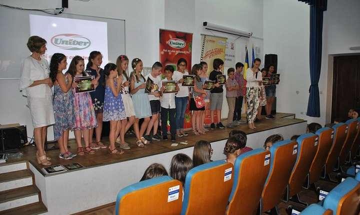 Festivitatea de Premiere la Concursul Național de Filme pentru Copii Micile Vedete
