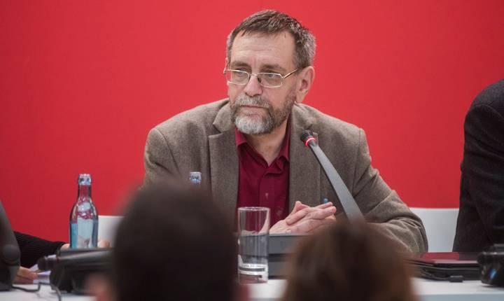 Profesorii de la Litere se solidarizează cu magistrații (Sursa foto: Facebook/Andrei Cornea)
