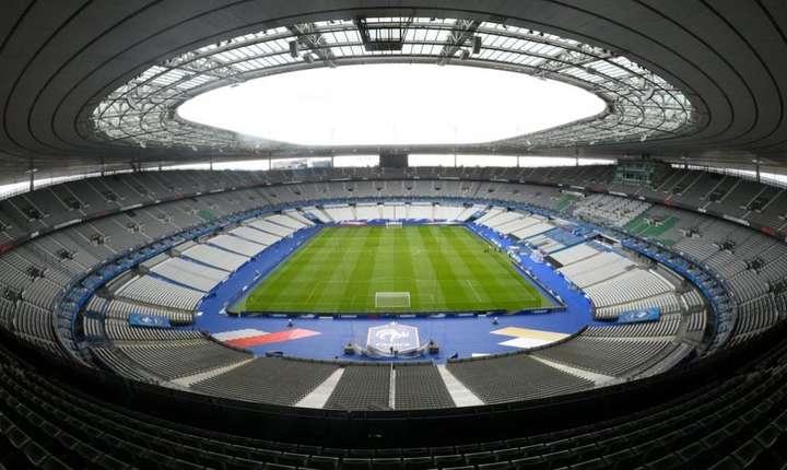 Stade de France poate primi 80.000 de spectatori