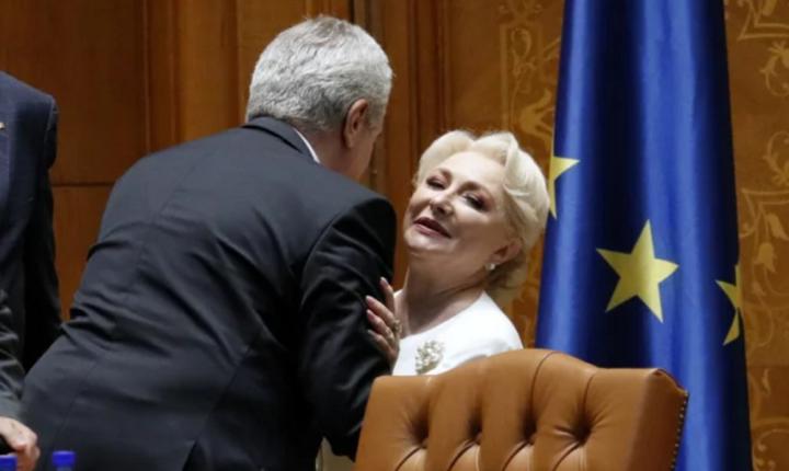 Va rupe Călin Popescu Tăriceanu alianța cu Viorica Dăncilă? (Sursa foto: captură Pro TV)