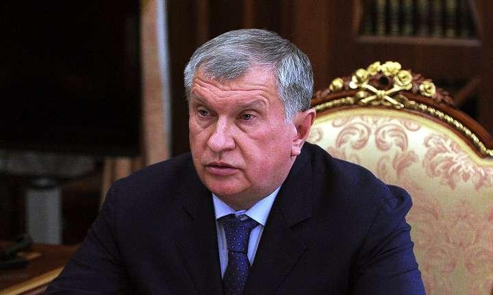 Igor Secin, vice-premier al Rusiei si patronul Rosneft