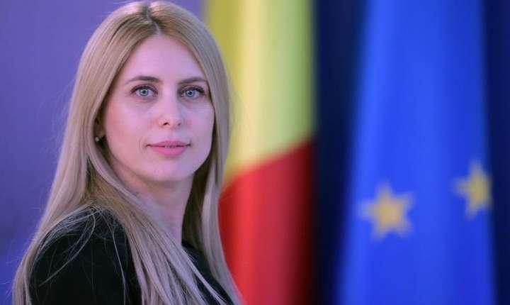 Mihaela Triculescu, demisă de la șefia ANAF (Sursa foto: Guvern)