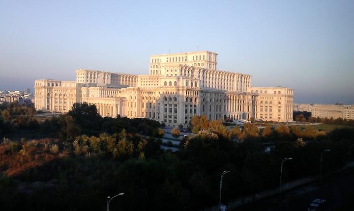 Palatul Parlamentului (Foto: RFI/Cosmin Ruscior)