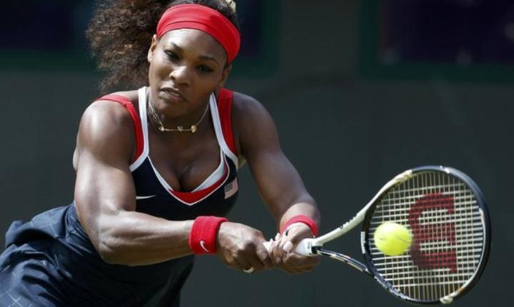 Serena Williams a eliminat-o în sferturi pe Simona Halep