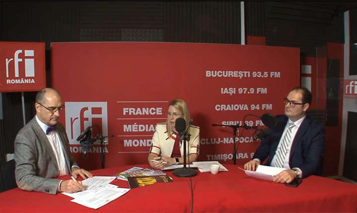 Sergiu COSTACHE, Mihaela CIRCU și Alexandru CIUNCAN