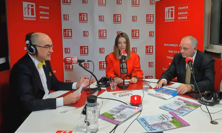 Sergiu COSTACHE, Carmen PITU şi Gheorghe BALABAN
