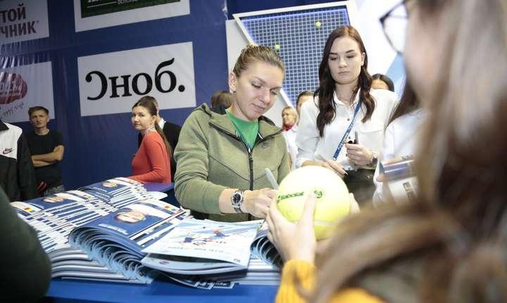 Simona Halep nu mai joacă la Turneul de la Moscova (Sursa foto: Twitter/Simona Halep)