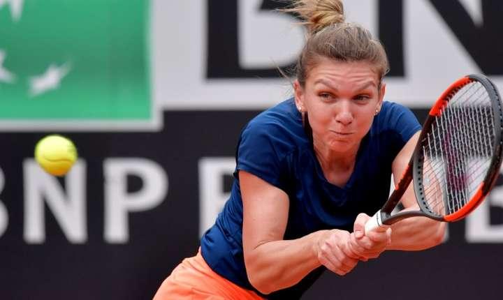 Simona Halep, pe locul 10 în clasamentul Forbes (Sursa foto: AFP/Tiziana Fabi/arhivă)