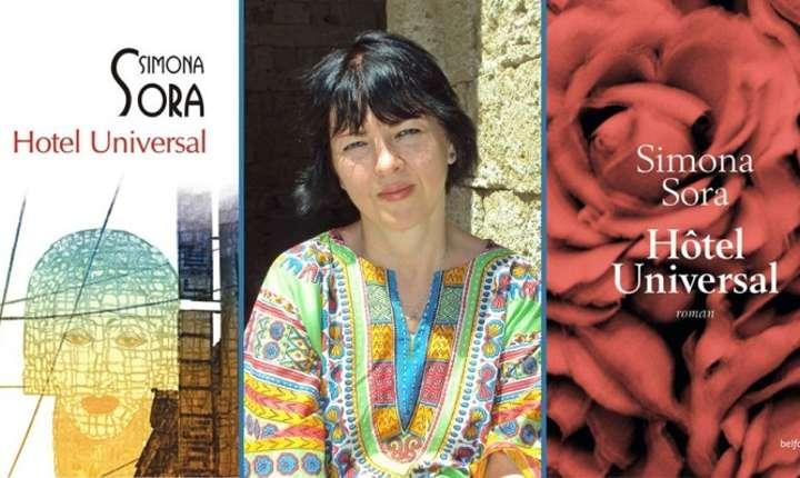 Simona Sora - romanul Hotel universal
