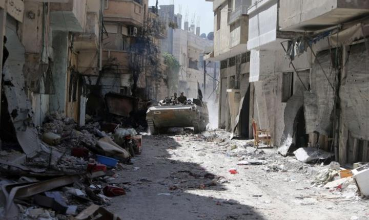 27 februarie este data la care ostilitatile in Siria se vor incheia