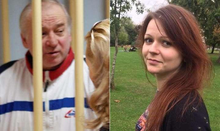 Serghei și Yulia Skripal