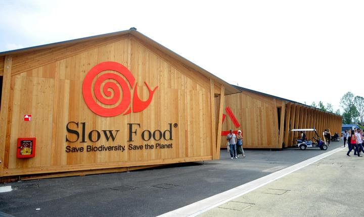 Pavilionul Slow Food la Expo 2015