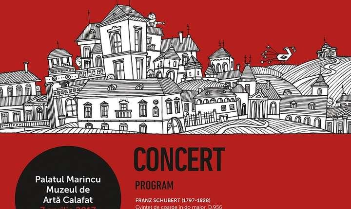 Primul concert al ediției a V-a SoNoRo Conac, Palatul Marincu, Muzeul de Artă Calafat, județul Dolj, 7 aprilie 2017
