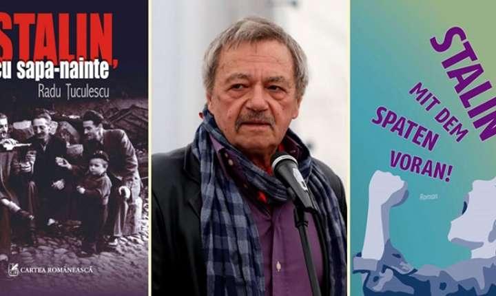 Romanul Stalin, cu sapa-nainte, de Radu Tuculescu