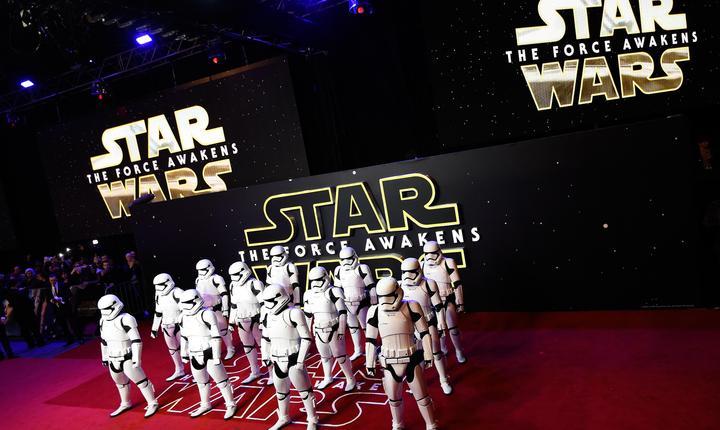 "Premiera filmului ""Star Wars"" în Marea Britanie (Foto: Reuters/Dylan Martinez)"