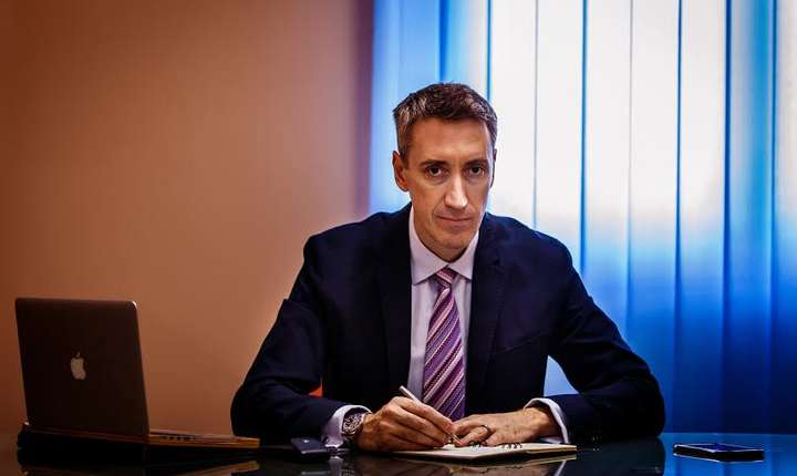 Ștefan Teoroc este liderul Sindicatului Lucrătorilor de Penitenciare