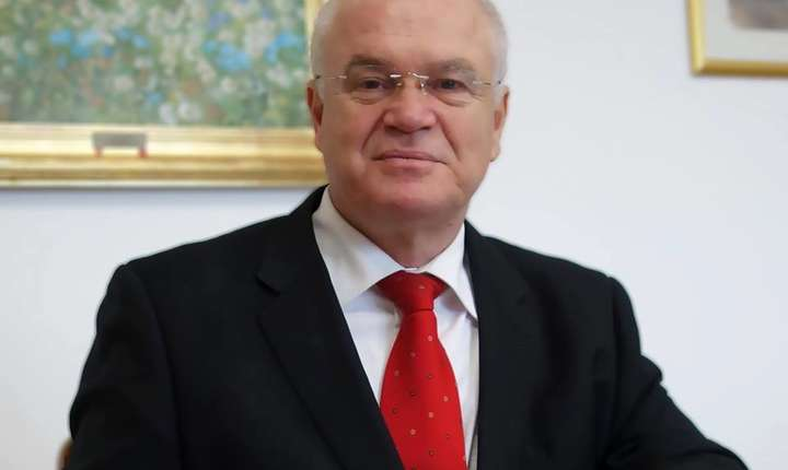 Eugen Nicolicea, propus ministru al Justiției (Sursa foto: Facebook/Eugen Nicolicea)