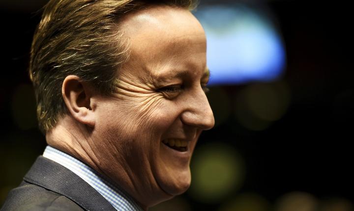 Premierul britanic, David Cameron (Foto: Reuters/Dylan Martinez)