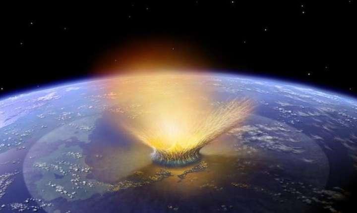 Cum s-a schimbat viaţa pe Terra, după impactul cu asteroidul care a dus la dispariţia dinozaurilor? (Sursa foto: Centrul Naţional pentru Cercetare Atmosferică via NASA)