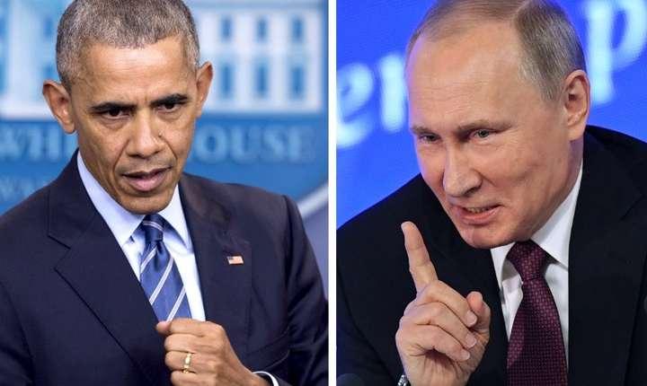 Barack Obama şi Vladimir Putin (Foto: AFP/Saul Loeb Natalia Kolesnikova)