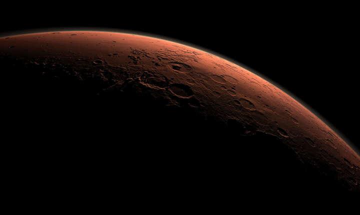 Planeta Marte, viitoare colonie umană?