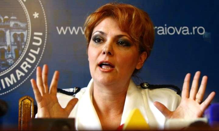 Primarul Craiovei, Lia Olguţa Vasilescu