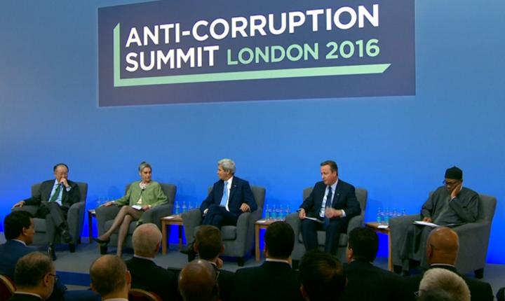 Summit anti-corupție Londra