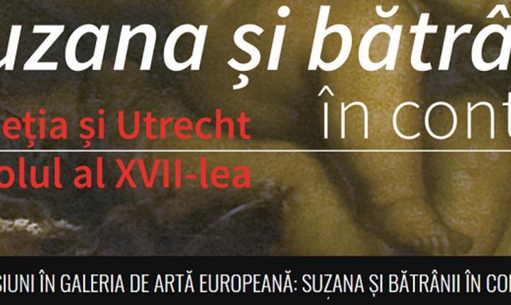 Vizual Conferința din seria Incursiuni în Galeria de Artă Europeană, MNAR 2018