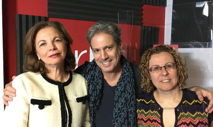 Nicolas Don, Taous Djellouli et Rana Mokaddem