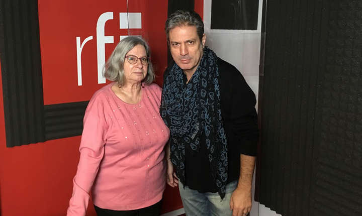 Tamar Samash et Nicolas Don