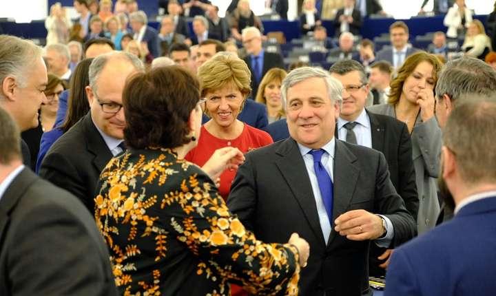 Antonio Tajani presedinte PE