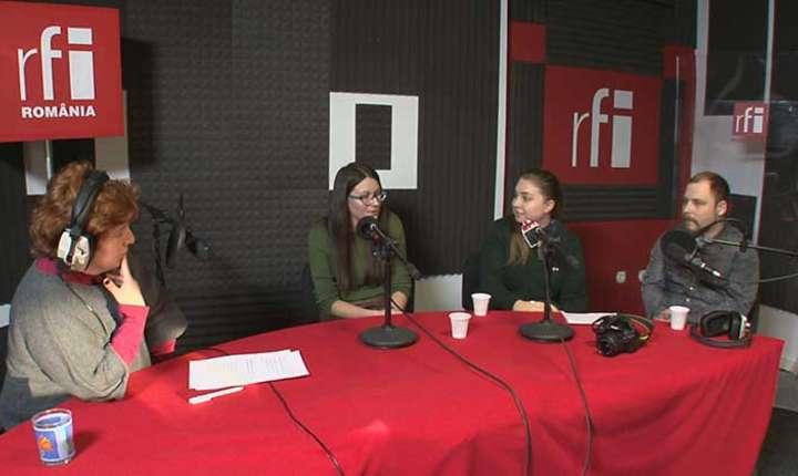 Andreea Orosz, Natalia Sergheev, Tamara Grejdeanu și Denis Romanescu