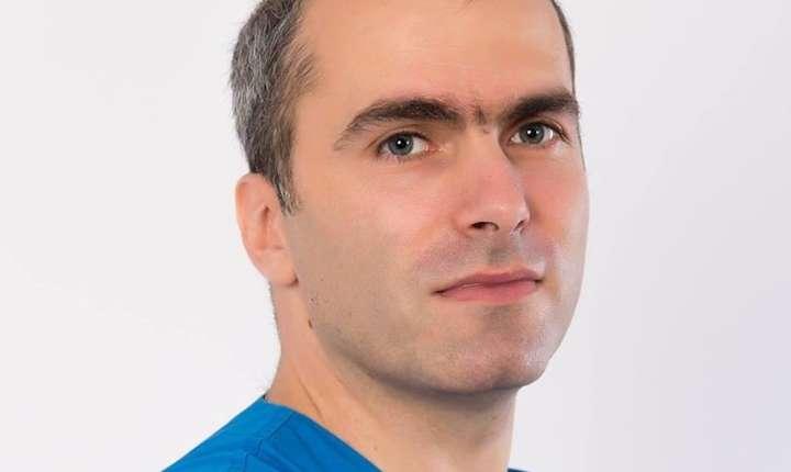 Bogdan Tănase este chirurg, președinte al Alianței Medicilor