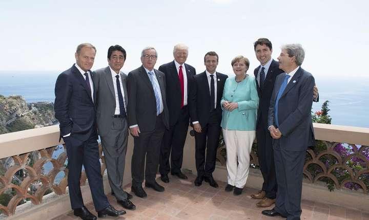 Moscova a fost suspendată din G8 după ce a anexat peninsula ucraineană Crimeea, în 2014