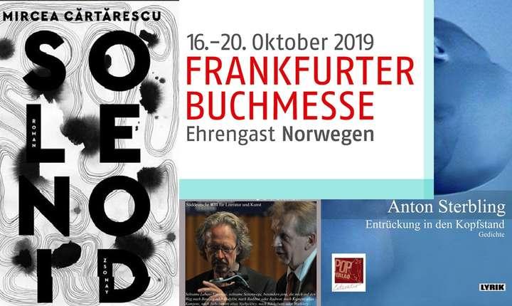 S-a deschis Târgul Internaţional de Carte din Frankfurt