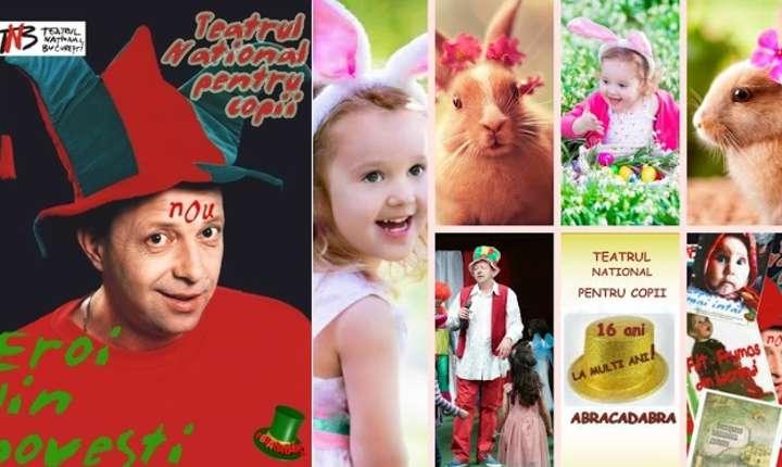 """Teatrul Național pentru copii """"ABRACADABRA"""""""