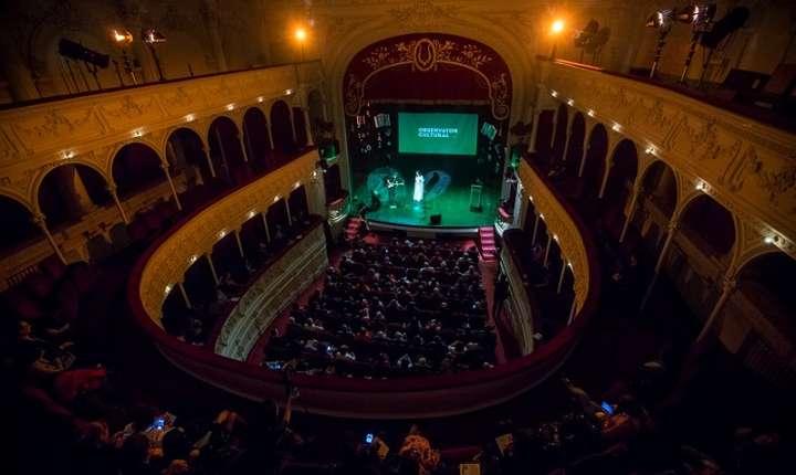 Gala Premiilor Observator cultural, Teatrul Odeon 2017