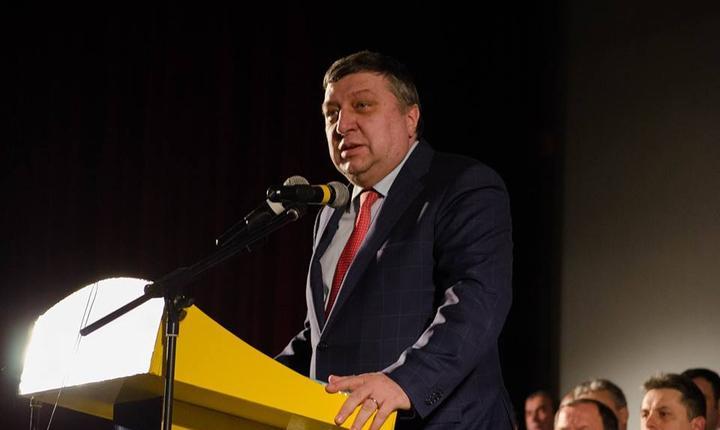 Teodor Atanasiu, senator PNL (Sursa foto: Facebook/Teodor Atanasiu)