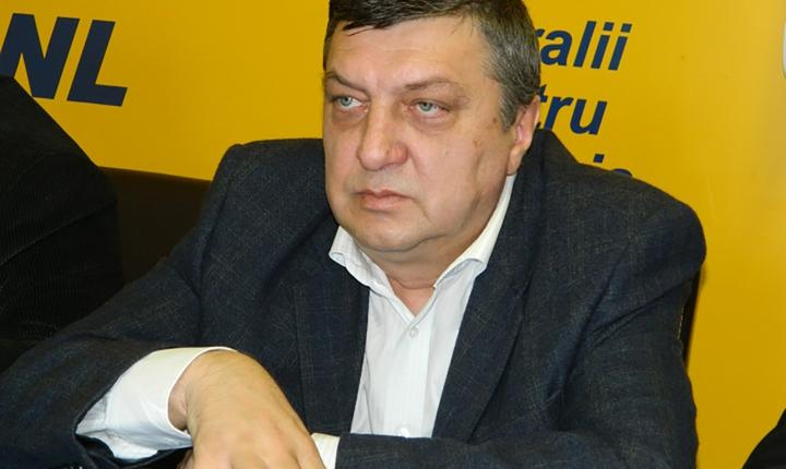 Senatorul PNL Teodor Atanasiu