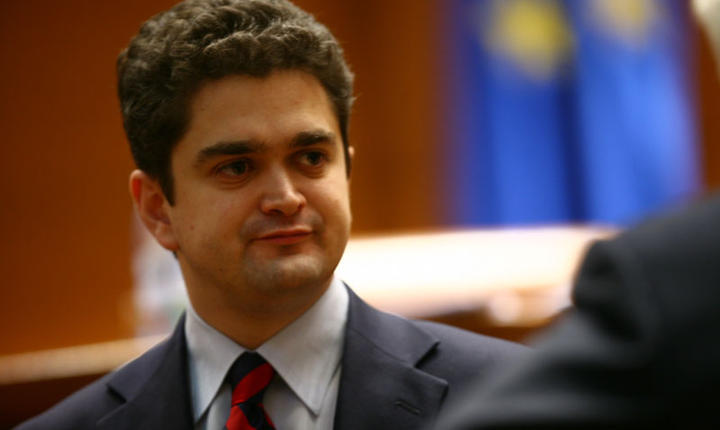 Theodor Paleologu, deputat PNL