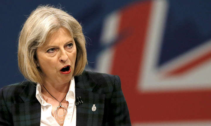 Theresa May primeste mandat din partea reginei pentru formarea unui Guvern