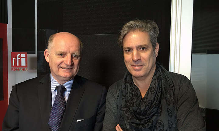 Thomas Baekelandt et Nicolas Don