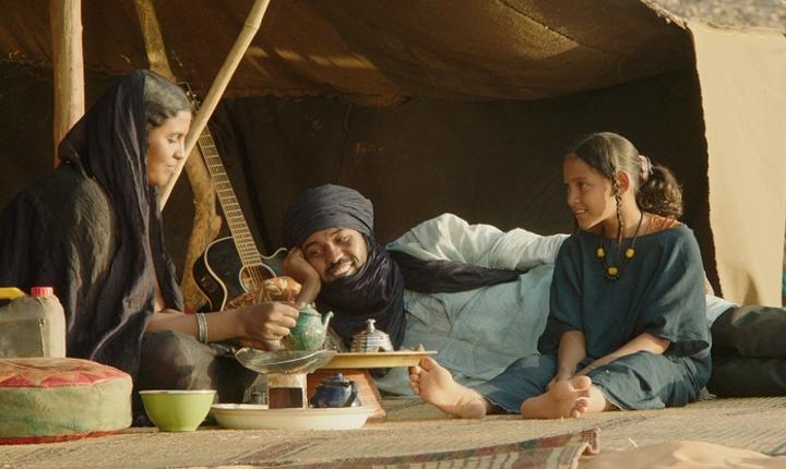 Filmul Timbuktu (coproducție Franța-Mauritania, 2014), în regia lui Abderrahmane Sissako